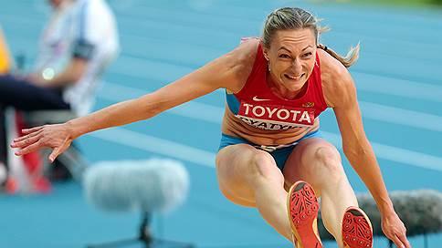 CAS дисквалифицировал российскую легкоатлетку Анну Пятых