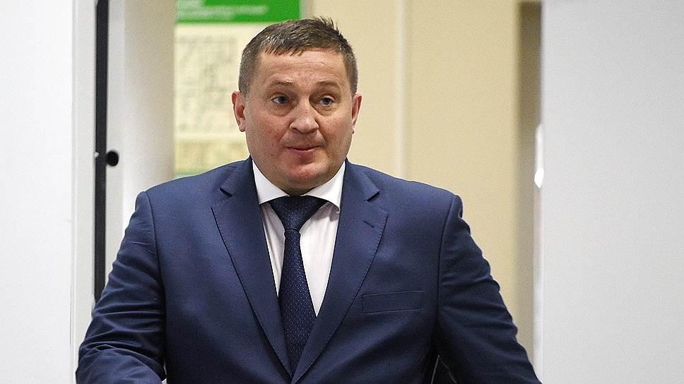 Губернатор Волгоградской области Андрей Бочаров