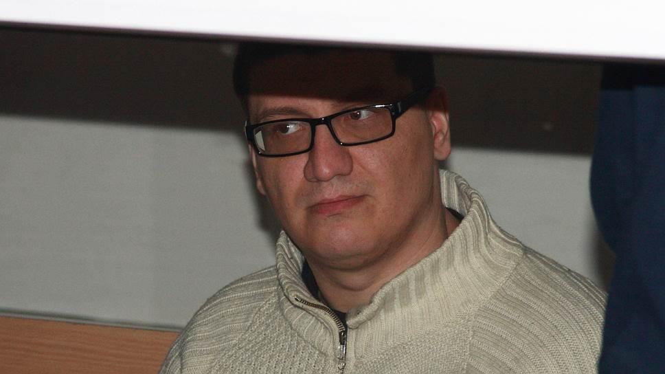 Бывший арт-директор клуба «Хромая лошадь» Олег Феткулов