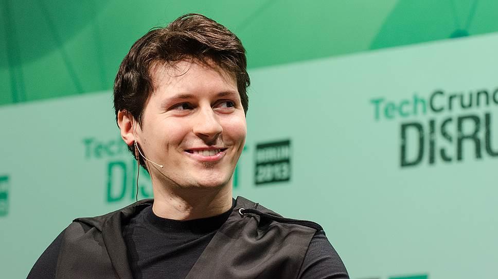 Основатель «ВКонтакте» и Telegram Павел Дуров