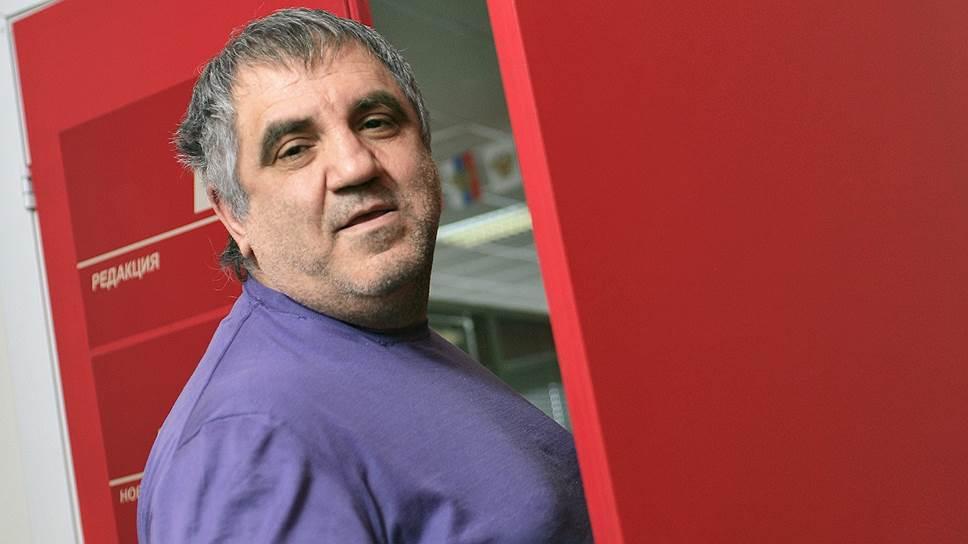 Основатель медиахолдинга Lifenews Арам Габрелянов