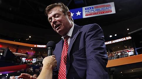 WP: Манафорт был готов информировать Дерипаску о ходе предвыборной кампании в США