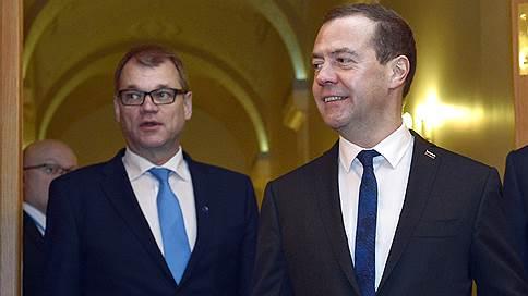 Дмитрий Медведев считает, что США «хотят похоронить» Nord Stream 2