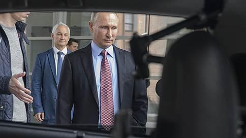 Владимир Путин заявил о выходе российской экономики из рецессии
