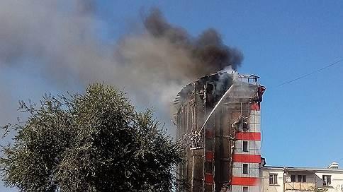 При пожаре в гостинице в Ростове-на-Дону погибли два человека