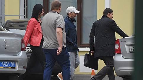 Бизнесмена Умара Джабраилова отправили на психиатрическую экспертизу