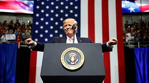 Трамп пообещал разобраться с Ким Чен Ыном вместо предыдущих президентов США
