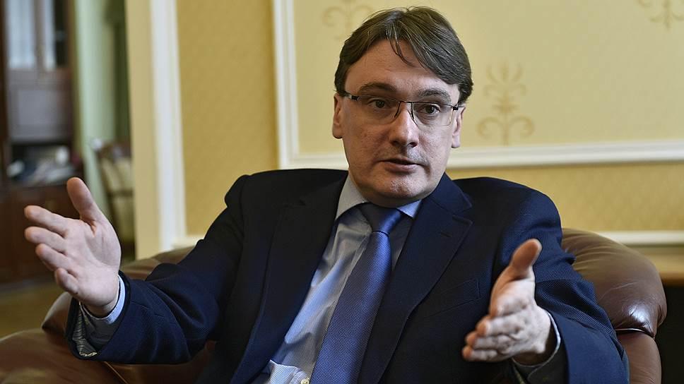 Заместитель министра иностранных дел Евгений Иванов