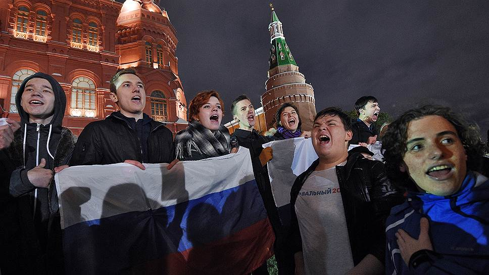 Как прошли акции протеста в регионах России