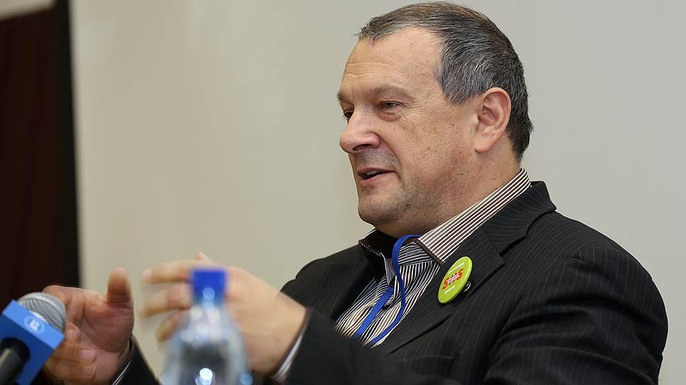 Глава экспертного совета Высшей Аттестационной Комиссии Павел Уваров