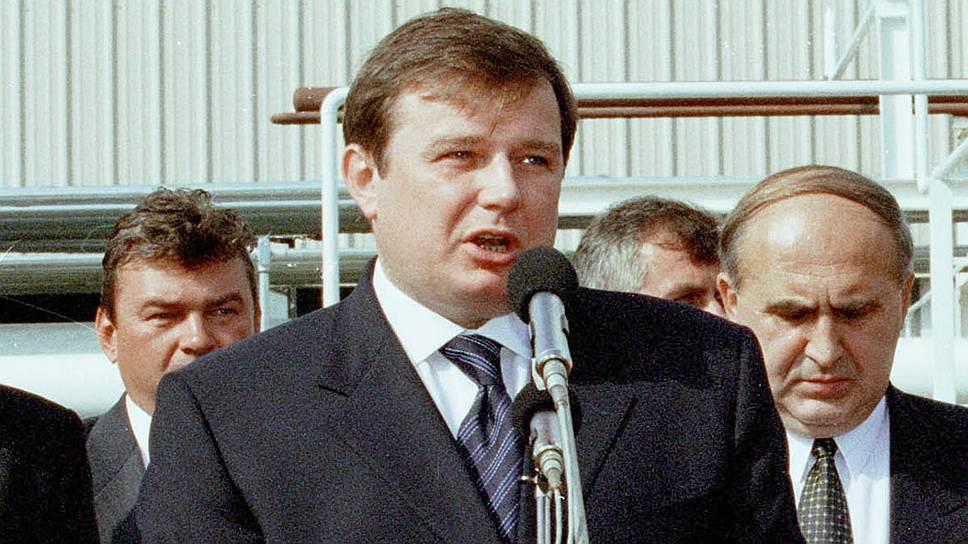 Бывший глава «Нафтогаза Украины» Игорь Бакай