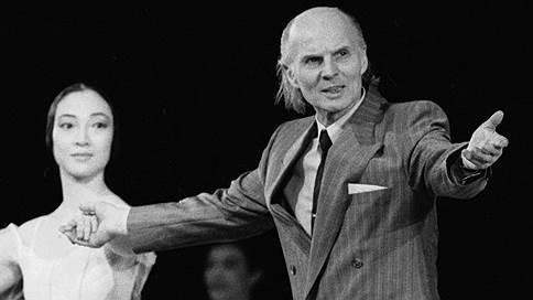 Умер бывший балетмейстер Большого театра Станислав Власов