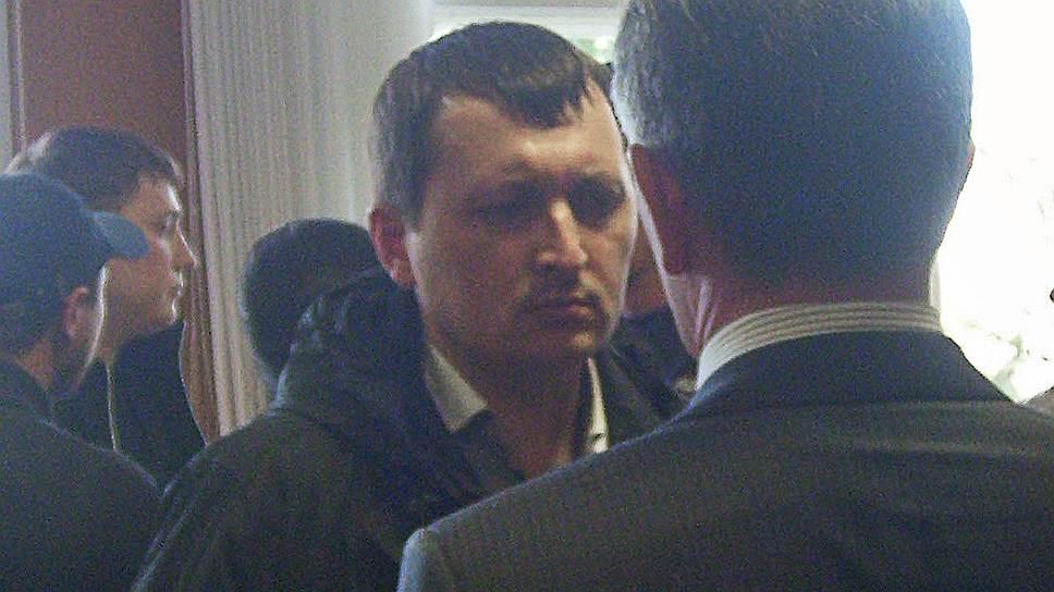 Бывший сопредседатель чувашского отделения ОНФ, Герой России Евгений Борисов