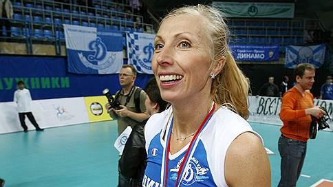 Советская волейболистка Ирина Кириллова включена в Зал волейбольной славы