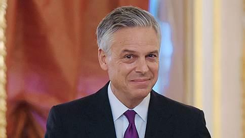 Посол США в России надеется на скорое возобновление визовых собеседований