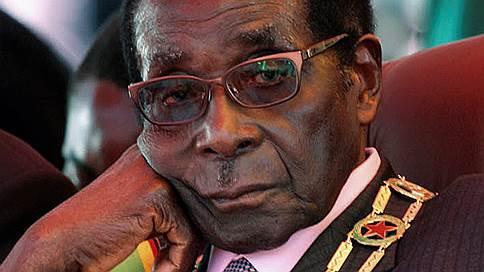 Спикер парламента Зимбабве объявил об отставке Роберта Мугабе