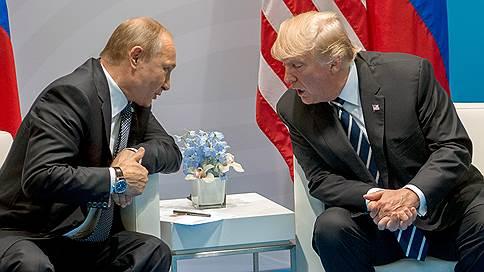 Владимир Путин и Дональд Трамп обсудили Сирию, Украину и Северную Корею