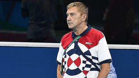 Сергей Колмогоров ушел с поста главного тренера сборной России по плаванию