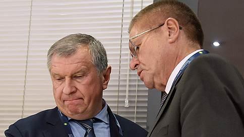 Би-би-си рассказала о содержании показаний Сечина по делу Улюкаева
