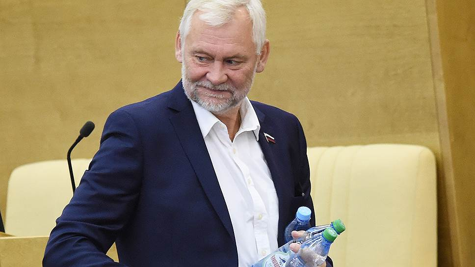 Депутата Госдумы Вадим Булавинов