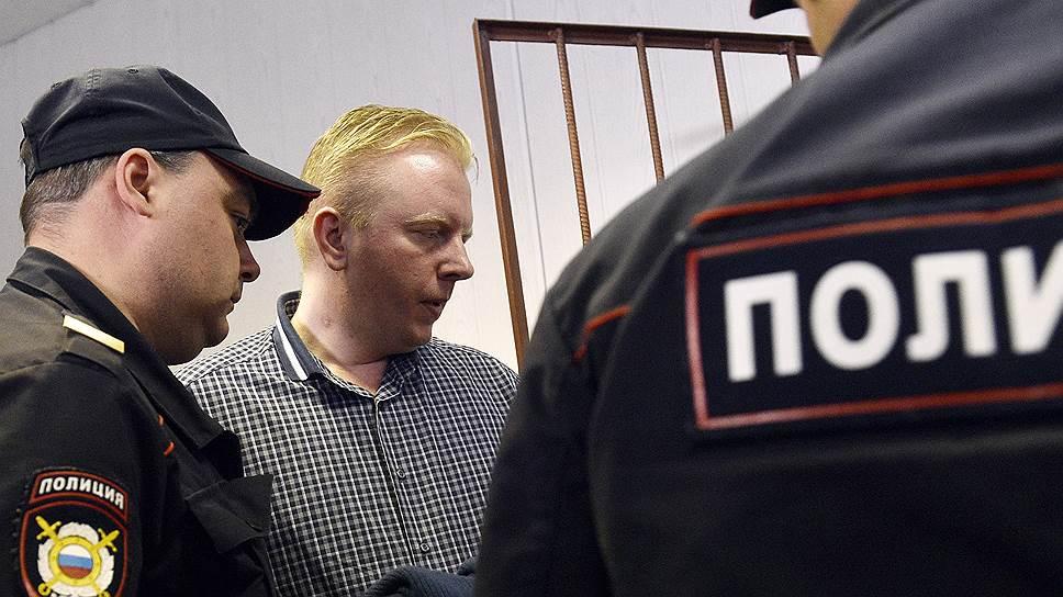 Бывший глава Российского авторского общества Сергей Федотов