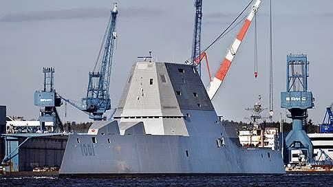 Второй новейший американский эсминец сломался во время испытаний