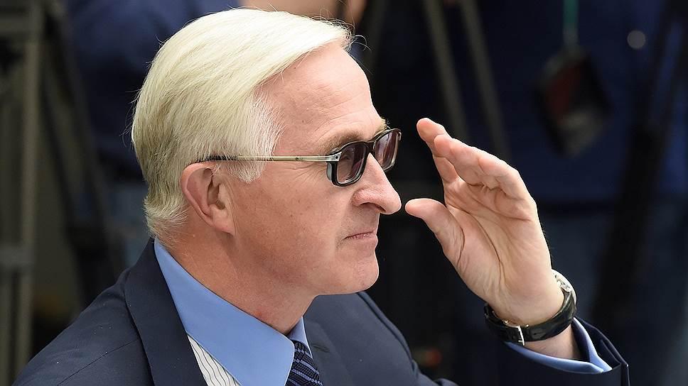 Глава Российского союза промышленников и предпринимателей Александр Шохин