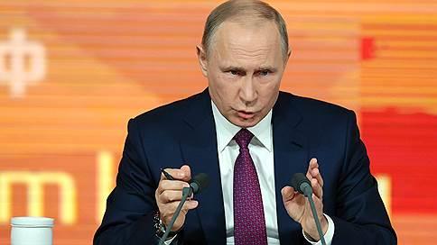 Путин назвал основные факторы экономического роста