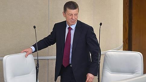 Вице-премьер Дмитрий Козак пригрозил уволить замминистров за срыв крымской ФЦП