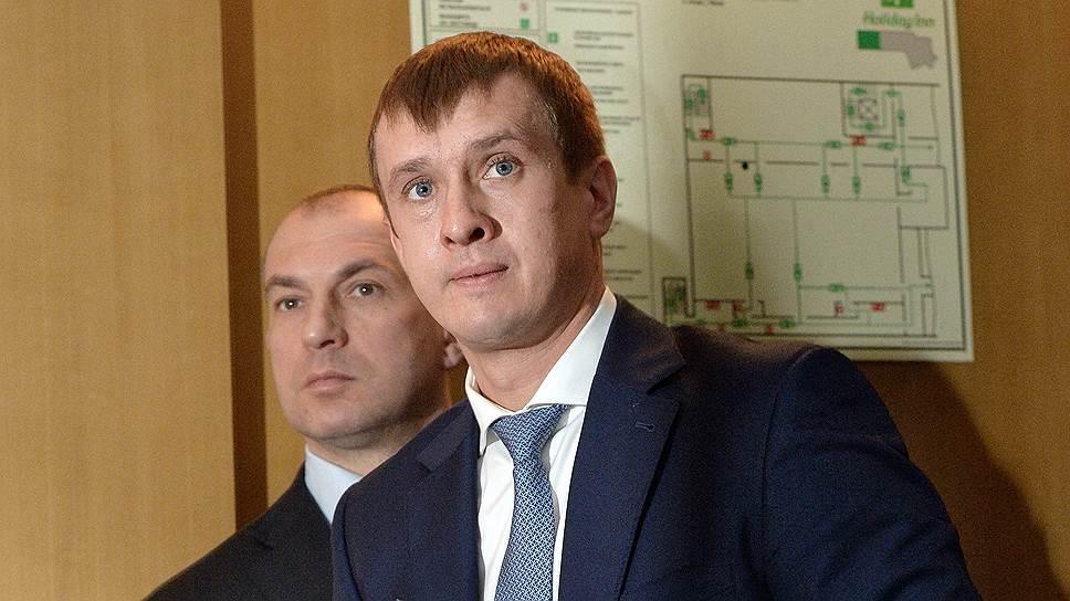 Гендиректор РФС и и.о. президента союза Александр Алаев