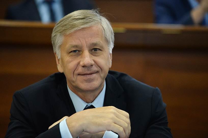 Бывший первый вице-губернатор Приморского края Василий Усольцев
