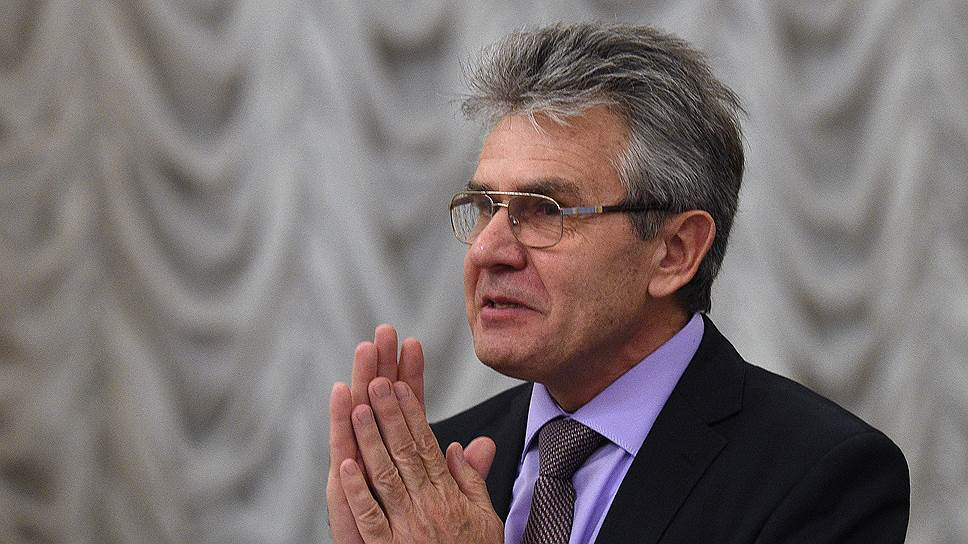 Президент РАН Александр Сергеев