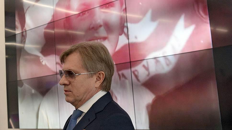 """Гендиректор """"Аэрофлота"""" Виталий Савельев"""