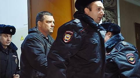 Суд арестовал на два месяца стрелка с фабрики «Меньшевик»