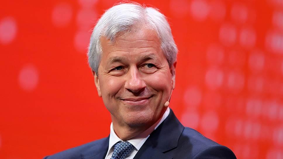 Глава JP Morgan Джейми Даймон