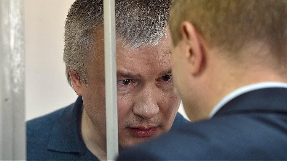 Бывший сенатор Игорь Изместьев