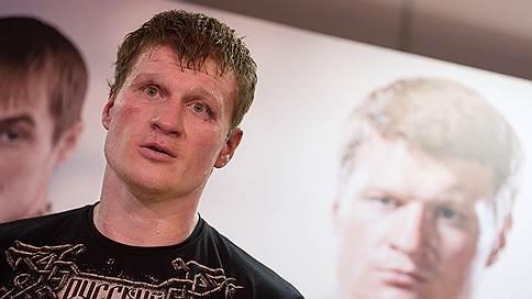 WBC ошибочно не включил Александра Поветкина в январский рейтинг