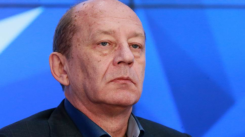 Бывший руководитель службы безопасности Бориса Березовского Сергей Соколов