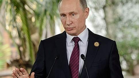 Владимир Путин не будет участвовать в предвыборных дебатах