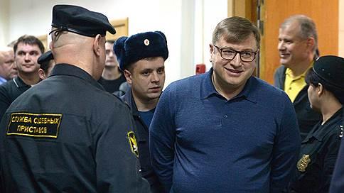 Суд вернул в прокуратуру дело бизнесмена Дмитрия Михальченко