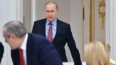 Bloomberg: Путин обратится с посланием к Федеральному собранию 6 февраля