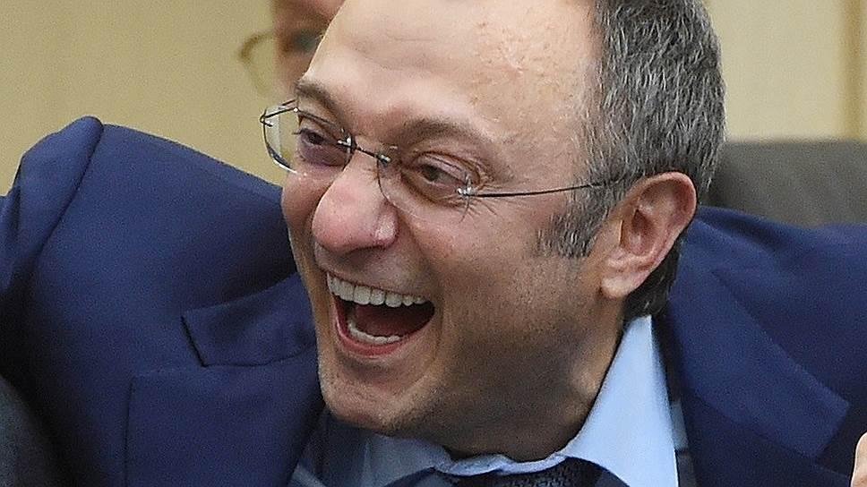 Российский предприниматель Сулейман Керимов
