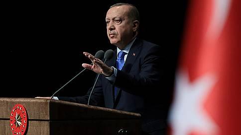 Президент Турции заявил о договоренности с Россией по поводу операции в Сирии