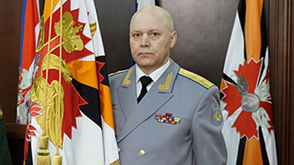 Руководитель главного управления Генштаба Игорь Коробов.