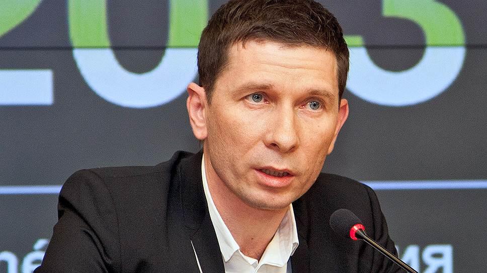 Президент Artcom Media Group Александр Федотов