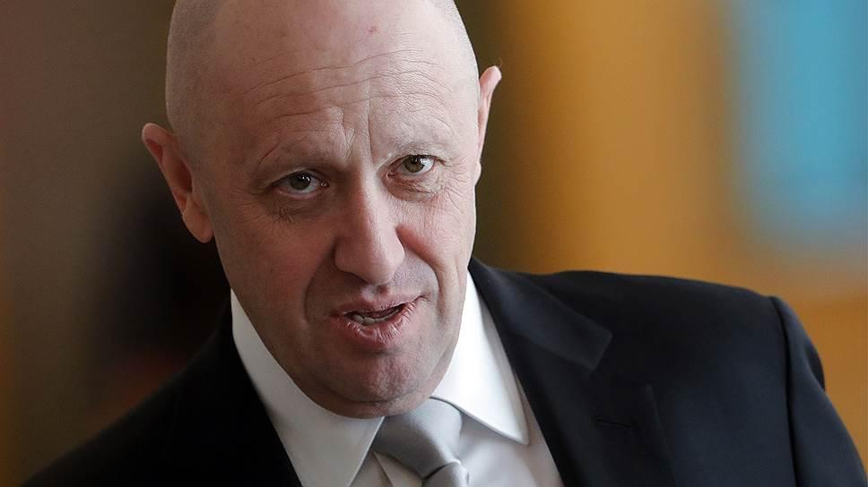 Генеральный директор ООО «Конкорд Кейтеринг» Евгений Пригожин