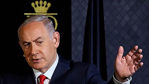 Нетаньяху пообещал сдерживать военное присутствие Ирана в Сирии