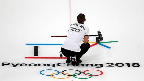 Подозреваемый в допинге российский керлингист покинул Олимпийскую деревню