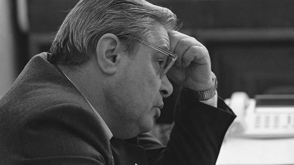Бывший главный конструктор «АвтоВАЗа» Георгий Мирзоев