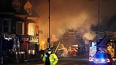 Очевидцы сообщили о взрыве в британском Лестере